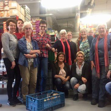 Politiek Ermelo aan de bak bij de Voedselbank