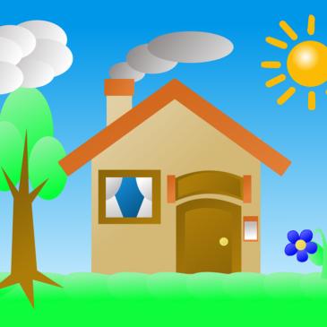Een eigen huis, een plek onder de zon