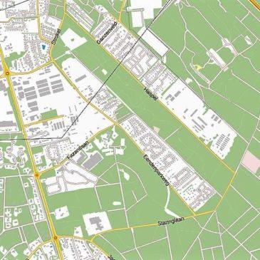 30 km in Tonselse Veld, vervolg