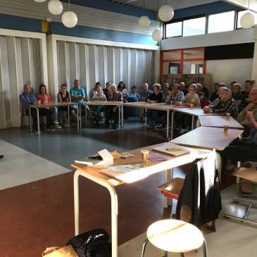 Fractie PE geeft slinger aan burgerparticipatie
