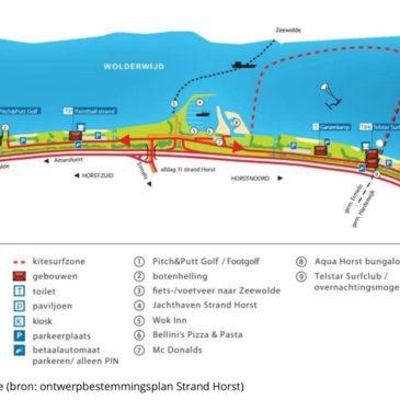 Bestemmingsplan Strand Horst